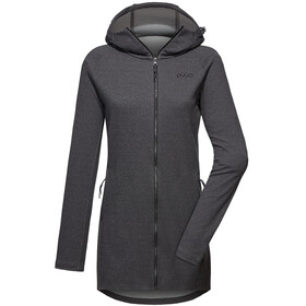 PYUA Spate S Fleece Jas Dames, grey melange